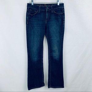 2 for $30: Esprit denim 94107 jeans, size 6 short